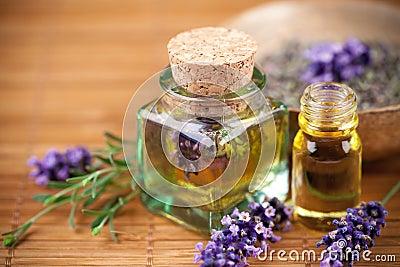 Lavender πετρέλαιο
