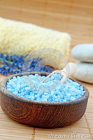 Lavender bath-salt