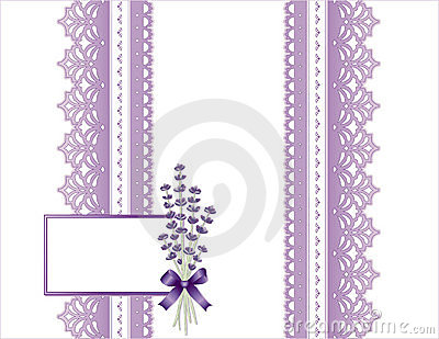 Lavender and Lace Present