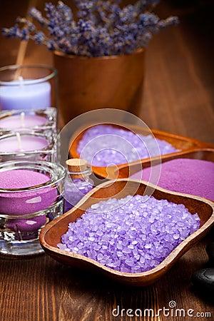 Lavender minerals