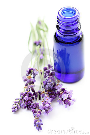 Free Lavender Oil Royalty Free Stock Image - 5661476