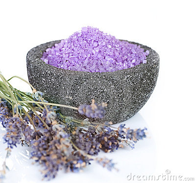 Free Lavender Spa Stock Photos - 16123453