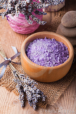 Free Lavender Spa Stock Photos - 20815313