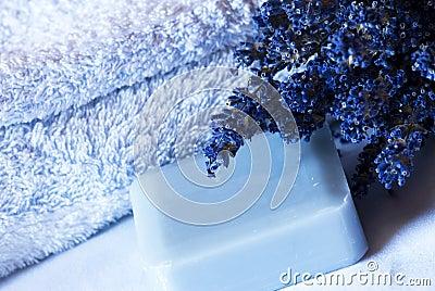 Lavender Spa set - aromatherapy