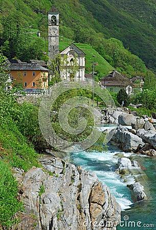Lavertezzo,Ticino