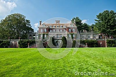 Lavish beautiful mansion  exterior