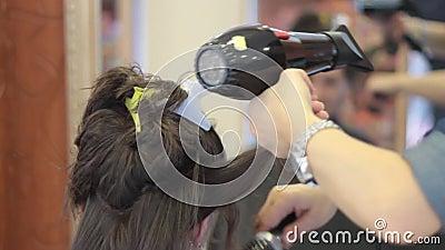 Lavoro di parrucchiere