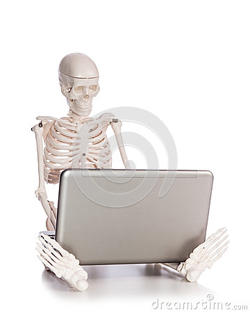 Lavoro di scheletro
