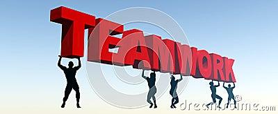 Lavoro di squadra 4