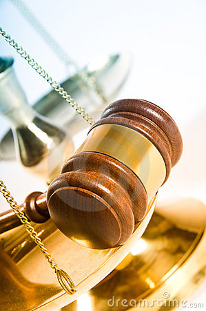 Free Law And Order Stock Photography - 7134852