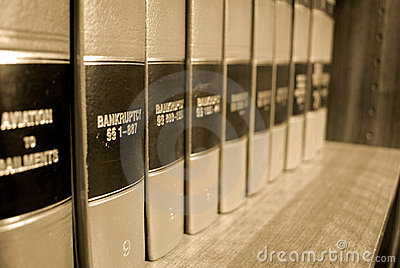 Law Books on Bankrupcty