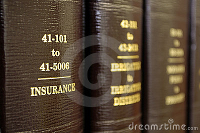 Law Books on Insurance