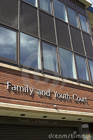 Free Law Court Sign Royalty Free Stock Photography - 5024597