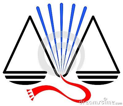 Law education logo