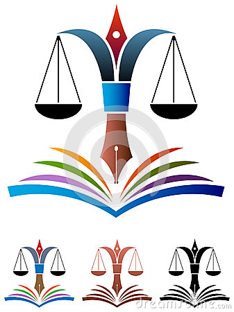Law Education Stock Ve...