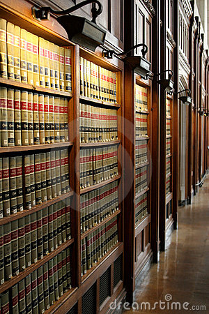 Free Law Library Stock Photo - 274560
