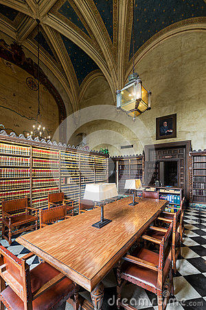 Free Law Library Stock Image - 77436131