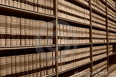 Law Library - Old Law Books 2