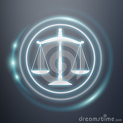 Free Law Protection Right Icons 3D Rendering Stock Photo - 88775150