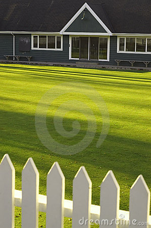 Lawn Bowling Clubhouse