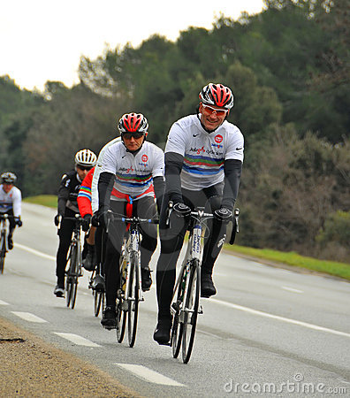 Lawrence Dallaglio Cycle Slam Editorial Stock Photo