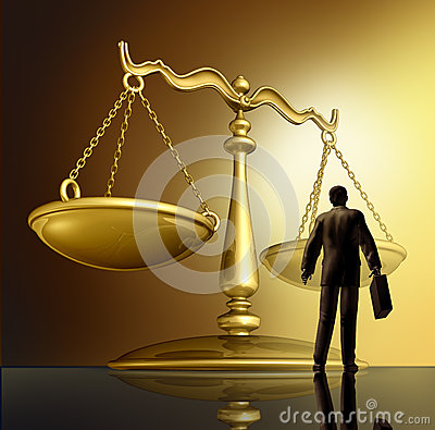 Free Lawyer And The Law Royalty Free Stock Image - 28146626