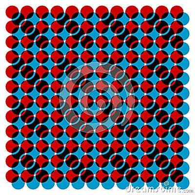 Layered Circle Pattern
