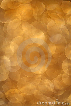 Layered golden background