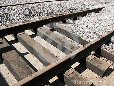 Laying tram tracks