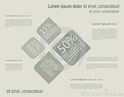 Layout Infographic template