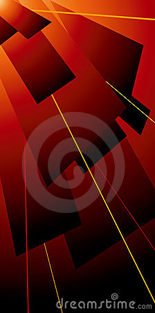 Lazer flap red