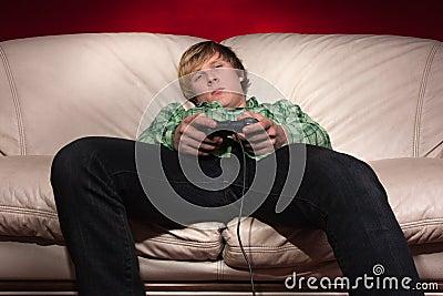 Lazy gaming