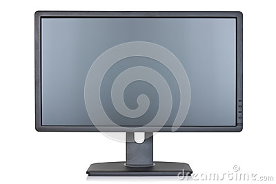 Lcd flat monitor
