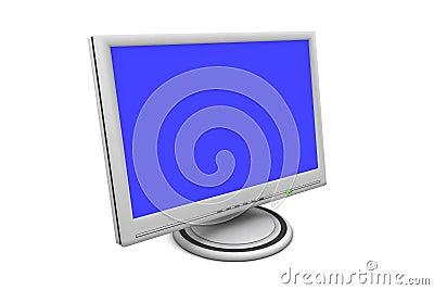LCD Flat Screen Monitor