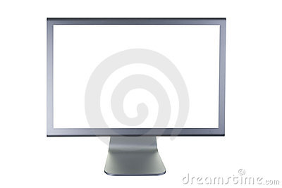 Lcd monitor flat screen