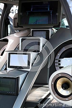 Free LCD Monitors Stock Image - 794211