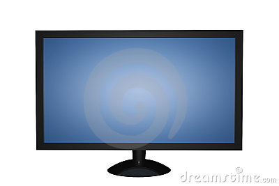 LCD Plasma LED TV screen