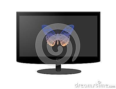 LCD/Plasma TV Screen