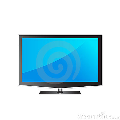 Free Lcd Television Stock Photography - 21709812