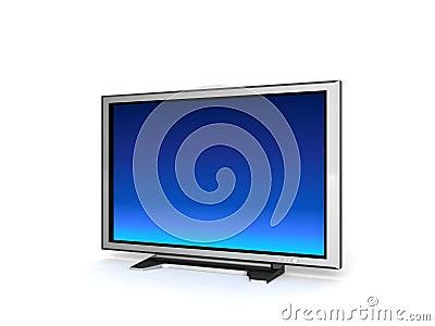 Lcd telewizja