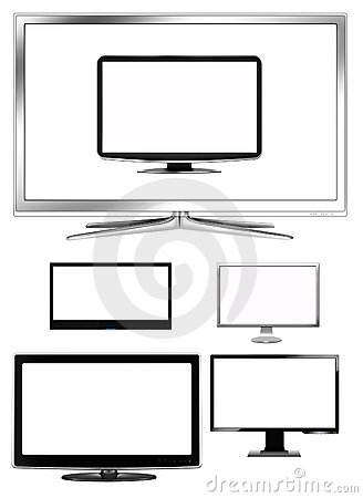 LCD TVs Collection