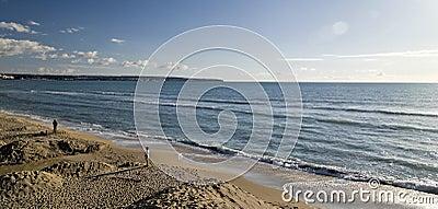 Le Arenal beach