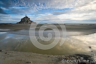 Le bay Michel mont st.