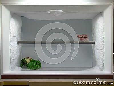 congelateur givre