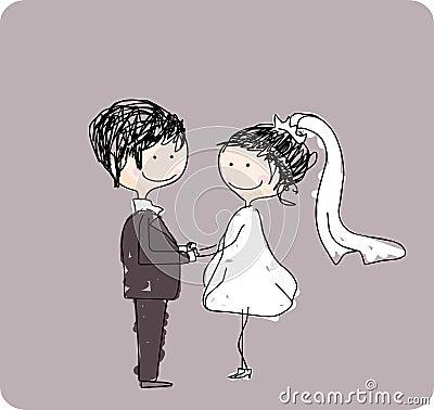 Le couple remet le mariage de fixation