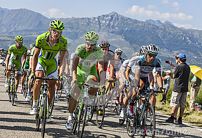 Le cycliste Peter Sagan Image stock éditorial