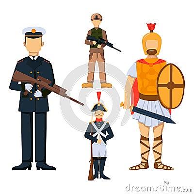 Le forze militari della siluetta dell 39 uomo dell 39 armatura for Planimetrie della caverna dell uomo
