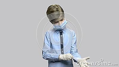 masque chirurgical enfant