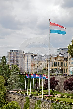 Le Luxembourg diminuent