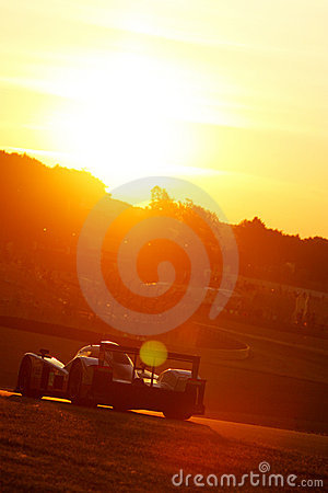Le Mans 24H race Editorial Stock Photo